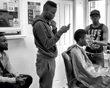 © Bulant Acar   Hackney Barber Shop (Documentary Photographer of the Year, Rag Factory)