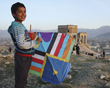 © Andrew Quilty_Oculi 2 (Kites from Kabul, V&A Museum of Childhood)